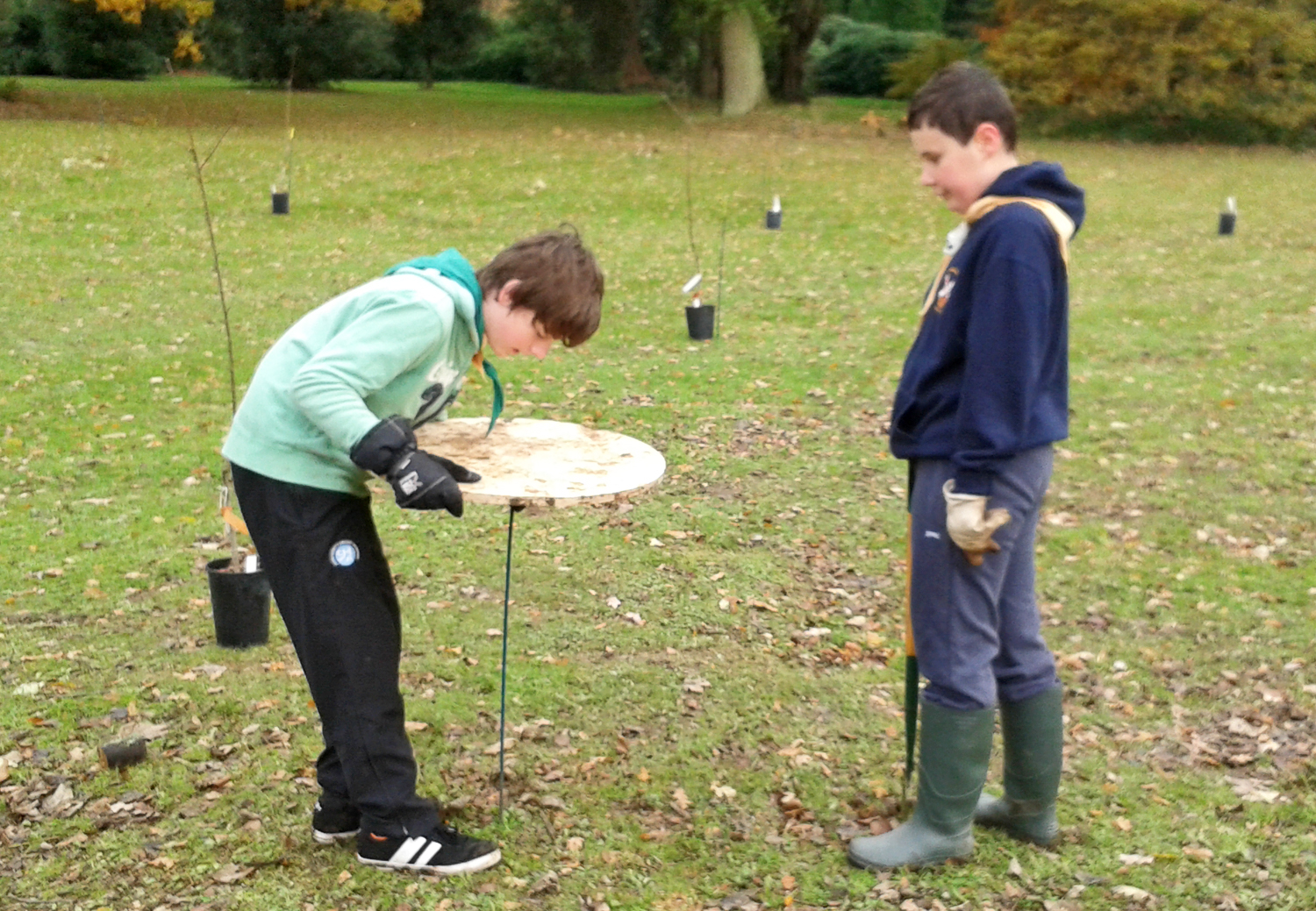 Beaver Scout Activity Badge Day @ Hobbs Hill Wood primary school | England | United Kingdom